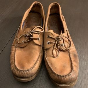 Men's Sperry boat shoes size 12